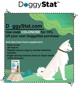 DoggyStat: Rapid K9 Diarrhea Relief!