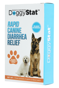 DoggyStat, Natural and Rapid K9 Diarrhea Relief